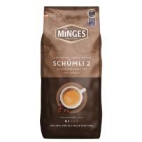 Minges Café Crème Schümli 2, 1000g v zrnju