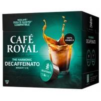 Café Royal Decaffeinato za Dolce Gusto®