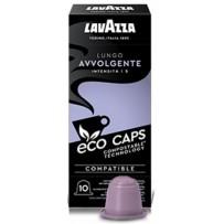 Lavazza Lungo Avvolgente Eco Caps, 10 kapsul