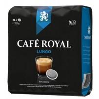 Café Royal Lungo, 36 Pads
