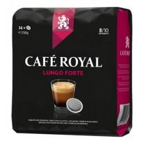 Café Royal Lungo Forte, 36 Pads