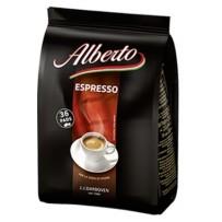 Alberto Espresso, 36 Pads