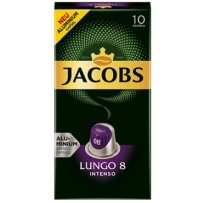 Jacobs Lungo Intenso, 10 kapsul