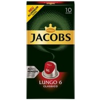 Jacobs Lungo Classico, 10 kapsul