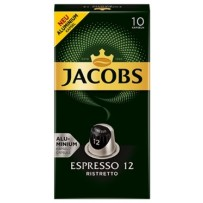 Jacobs Espresso Ristretto, 10 kapsul