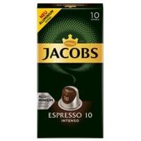 Jacobs Espresso Intenso, 10 kapsul