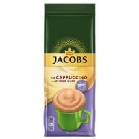 Jacobs Typ Choco Cappuccino Lešnik z Milka Schokonota, 500g instant