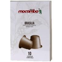 Mocambo Brasilia Kapsel Nespresso® System, 10 kapsul