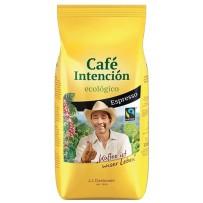 Café Intención ecológico Bio Espresso, 1000g  v zrnju