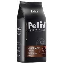 Pellini Espresso Bar n° 9 Cremoso, 1000g v zrnju