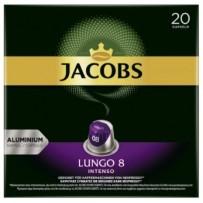Jacobs Lungo Intenso, 20 kapsul