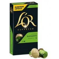 L'OR Espresso Lungo Elegante, 10 Kapsul