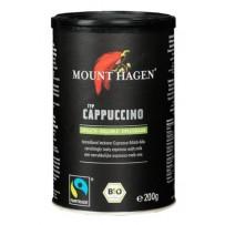 Mount Hagen Bio Cappuccino, 200g instant kava