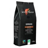 Mount Hagen Bio Espresso, 1000g kava v zrnju
