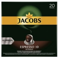 Jacobs Espresso Intenso, 20 kapsul