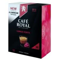 Café Royal Lungo Forte, 36 kapsul