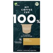 My-CoffeeCup Bio Caffé Vanilla, Nespresso® System, 10 kapsul