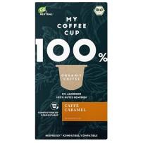 My-CoffeeCup Bio Caffé Caramel, Nespresso® System, 10 kapsul