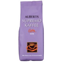 Alberts Bio Supremo Kaffee Extra mild, 250g mleta kava