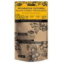 Minges Origins Nicaragua Caturra Black Honey Processed, 125g v zrnju