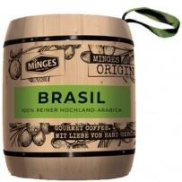 Minges Origins Brasil v lesenem sodu, 250g v zrnju
