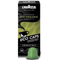 Lavazza Espresso Bio-Organic Eco Caps, 10 kapsul