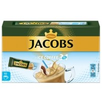 Jacobs Typ Ice Coffee 3 in 1, 10 porcij instant
