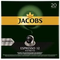 Jacobs Espresso Ristretto, 20 kapsul