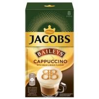 Jacobs Typ Cappuccino Baileys® Sticks, 8 porcij instant