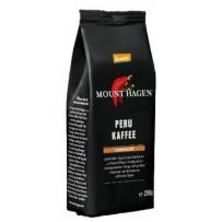 Mount Hagen Bio Peru Kaffee, 250g mleta kava