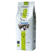 Original Food NABU Bio Gourmet-Kaffee, Pražena po dunajsko 250g, kava v zrnju