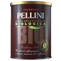 Pellini Bio Arabica 100%, 250g mleta kava