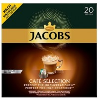 Jacobs Café Selection, 20 kapsul