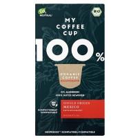 My-CoffeeCup Bio Single Origin Mexico brezkofeinska, Nespresso® System, 10 kapsul