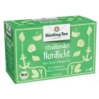 Bünting Tee Bio strahlendes Nordlicht, 20 vrečk