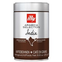 illy® Arabica Selection India, 250g, v zrnju