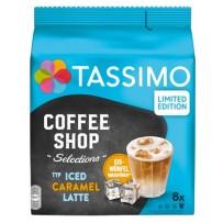 Tassimo Coffee Shop Selections Iced Caramel Latte