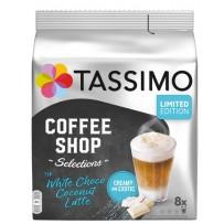 Tassimo Coffee Shop Selections White Choco Coconut Latte