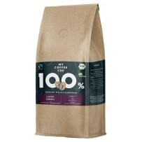 My-Cups ''My-CoffeeCup'' Caffè Crema Bio/Fairtrade, 750g v zrnju