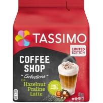 Tassimo Coffee Shop Selections Hazelnut Praline Latte