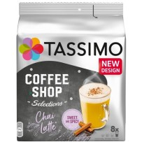 Tassimo Coffee Shop Selections Chai Latte