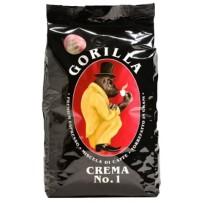 Gorilla Café Creme, 1000g v zrnju