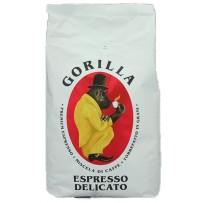 Gorilla Espresso Delicato, 1000g  v zrnju
