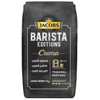 Jacobs Barista Edition Crema, 1000g v zrnju