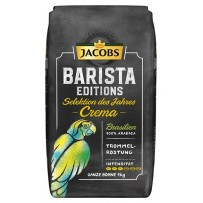 Jacobs Barista Edition Selektion des Jahres, Crema Brasil, 1000g v zrnju