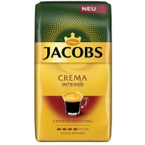 Jacobs Crema Intenso Expertenröstung, 1000g, v zrnju