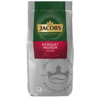 Jacobs Professional Banquet Medium Filterkaffee, 1000g mleta