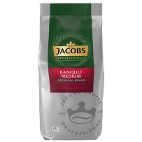 Jacobs Professional Banquet Medium Espresso, 1000g v zrnju