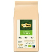 Jacobs Professional Bio Good Origin Filterkaffee 1000g mleta