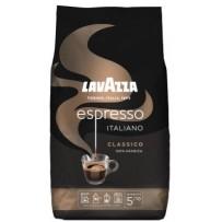 Lavazza Espresso Italiano Classico 100% Arabica, 1000g v zrnju